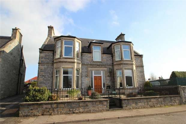 5 Bedrooms Detached House for sale in Benview, Louise Street, Dufftown, Keith, Moray