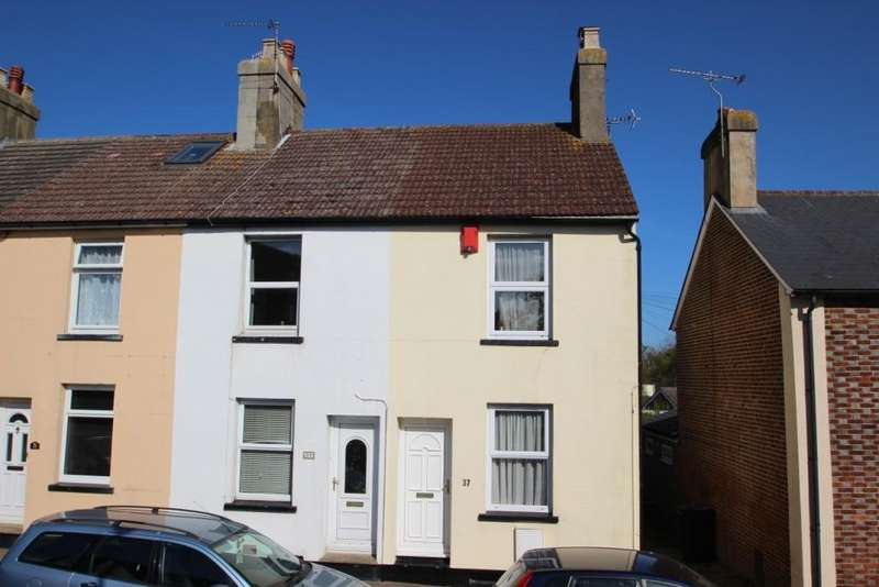 2 Bedrooms End Of Terrace House for sale in Station Road, Hailsham BN27