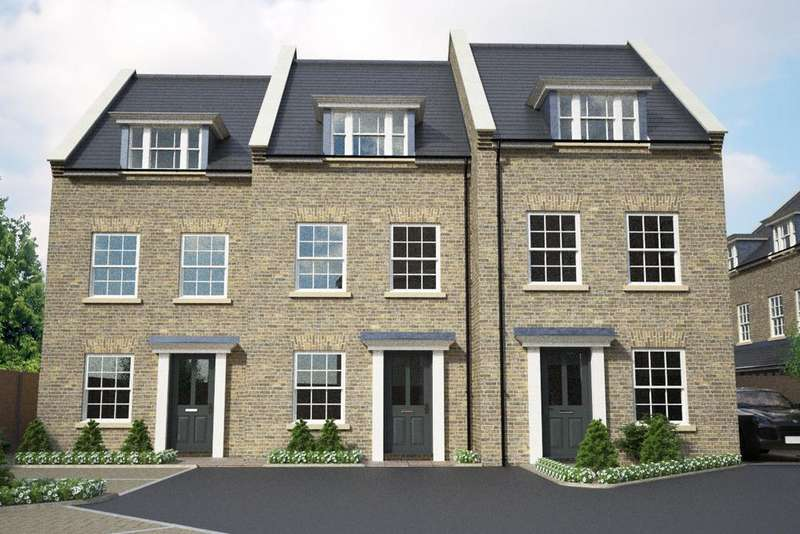 4 Bedrooms Town House for sale in Havelock Gardens, St Johns St, Hertford SG14