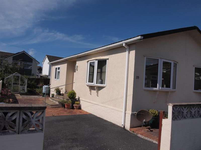 2 Bedrooms Park Home Mobile Home for sale in Dune View Park Home, Braunton EX33