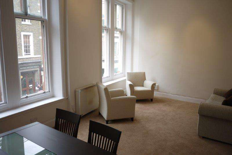2 Bedrooms Flat for rent in Covent Garden WC2H