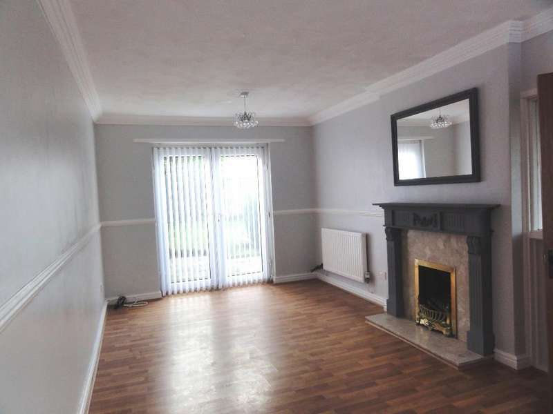 4 Bedrooms Semi Detached House for sale in Antons Close, Halewood, Liverpool L26