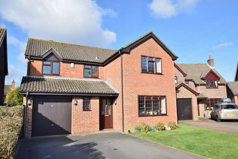 4 Bedrooms Detached House for sale in Sandford