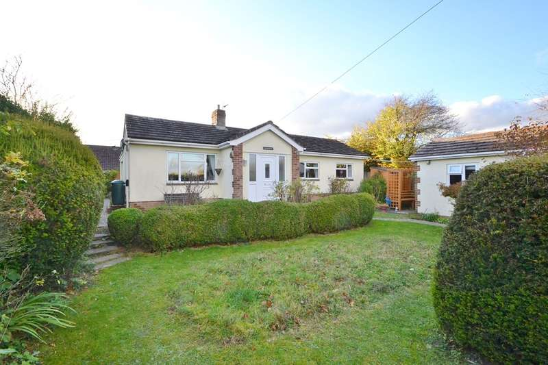 3 Bedrooms Detached Bungalow for sale in Lopcombe