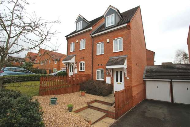 3 Bedrooms Semi Detached House for sale in Lowfield Road, Binley, Coventry
