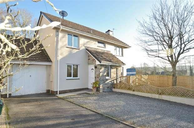 4 Bedrooms Detached House for sale in BARNSTAPLE, Devon