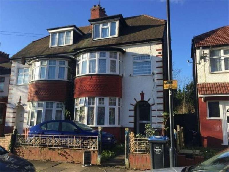 5 Bedrooms House for sale in Lancelot Avenue, Wembley, Middlesex