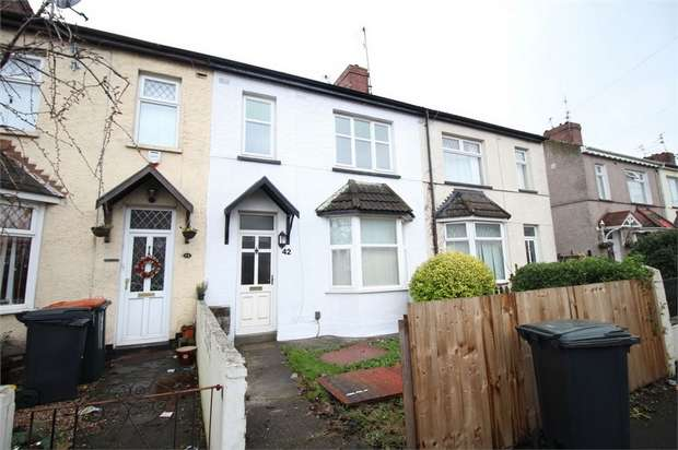 3 Bedrooms Terraced House for sale in Crawford Street, NEWPORT