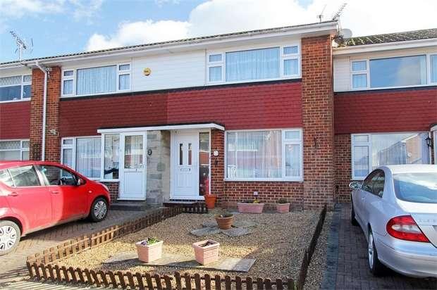 2 Bedrooms Terraced House for sale in Gladstone Drive, Sittingbourne, Kent