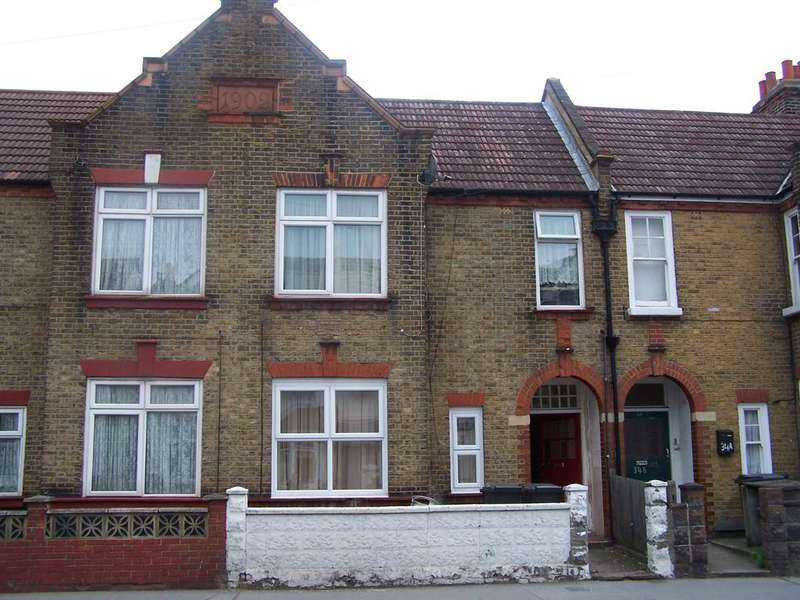 2 Bedrooms Flat for sale in Melfort Road, Thornton Heath, London CR7