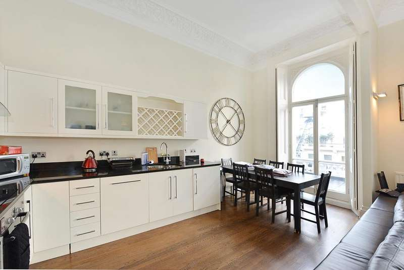 2 Bedrooms Flat for sale in Queens Gate Terrace, London SW7
