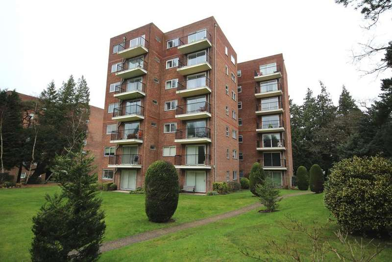 2 Bedrooms Ground Flat for sale in 1 Burton Road, Branksome Park, Poole Bh13