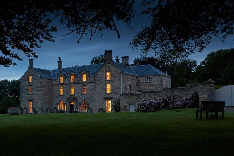 9 Bedrooms Country House Character Property for sale in Hallington Hall, Hallington, Near Corbridge, Northumberland NE19