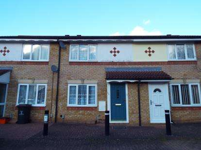 2 Bedrooms Terraced House for sale in Graythwaite Close, Abbey Meads, Swindon, Wiltshire