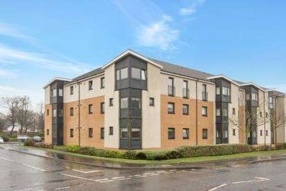 2 Bedrooms Flat for sale in Shawfarm Gardens, Prestwick