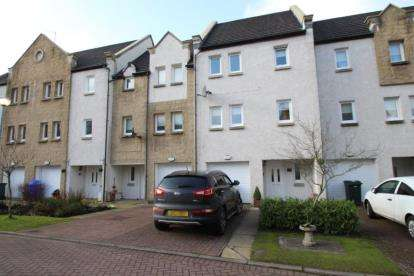 4 Bedrooms Terraced House for sale in Gilbert Sheddon Court, Stewarton, East Ayrshire
