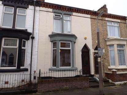 2 Bedrooms Terraced House for sale in Makin Street, Walton, Liverpool, Merseyside, L4