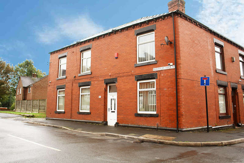 3 Bedrooms End Of Terrace House for sale in 91 Sharples Hall Street, Waterhead, Oldham