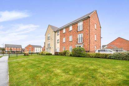 2 Bedrooms Flat for sale in Indiana Grove, Chapelford Village, Warrington, Cheshire