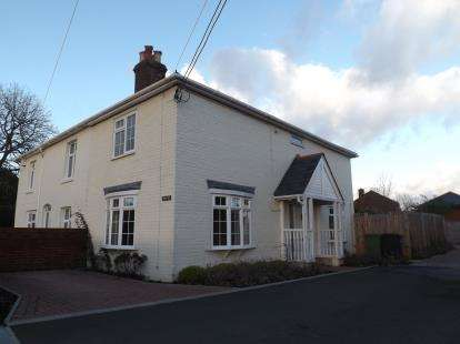 2 Bedrooms House for sale in Botley, Southampton, Hampshire