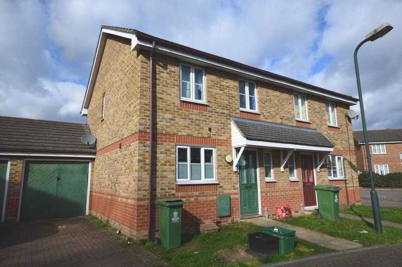 3 Bedrooms House for sale in Redbourne Drive, Thamesmead