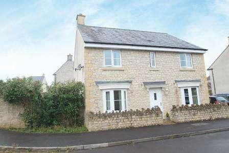4 Bedrooms Detached House for sale in Haydon, RADSTOCK BA3