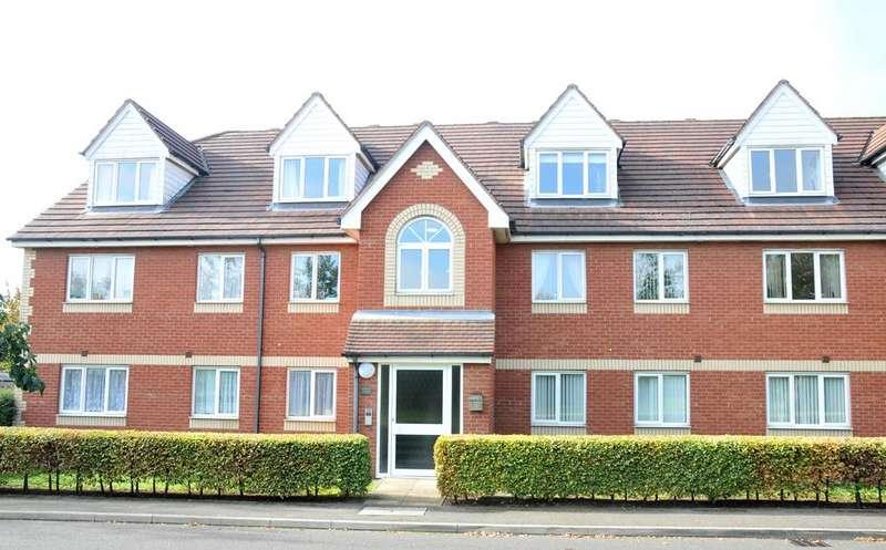 2 Bedrooms Flat for sale in Peterborough PE3