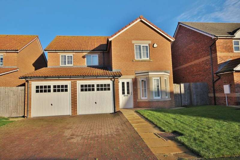 4 Bedrooms Detached House for sale in 53 Longbeach Drive, Beadnell, Chathill, Northumberland NE67