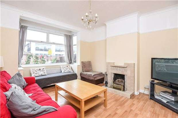 4 Bedrooms End Of Terrace House for sale in Granton Road, LONDON, SW16