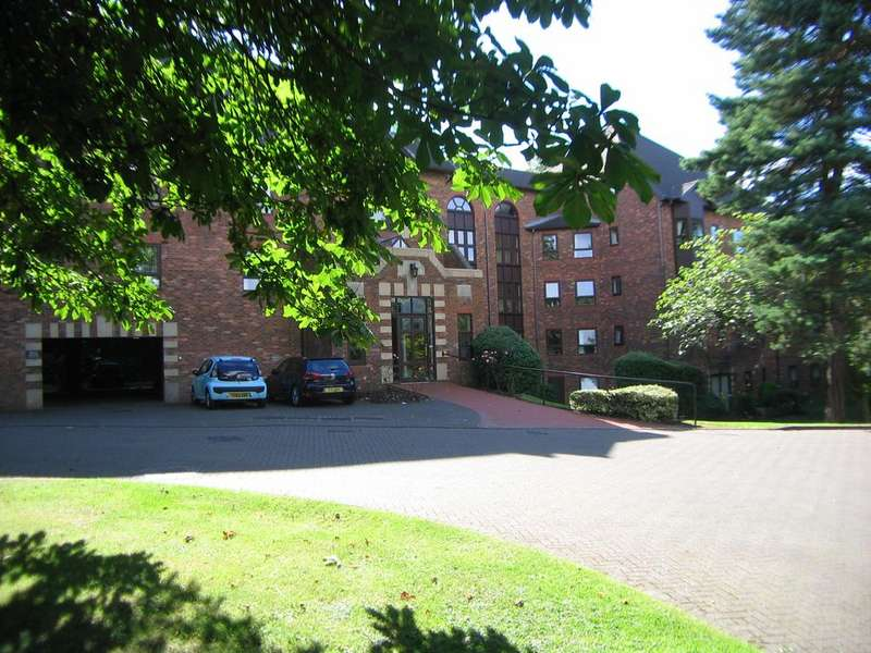 2 Bedrooms Apartment Flat for sale in Cloister Garth, South Gosforth, Newcastle upon Tyne NE7