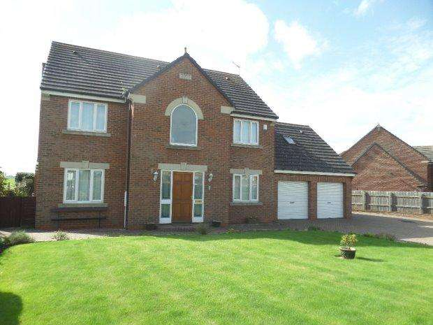6 Bedrooms Detached House for sale in THE PADDOCK, TORONTO, BISHOP AUCKLAND
