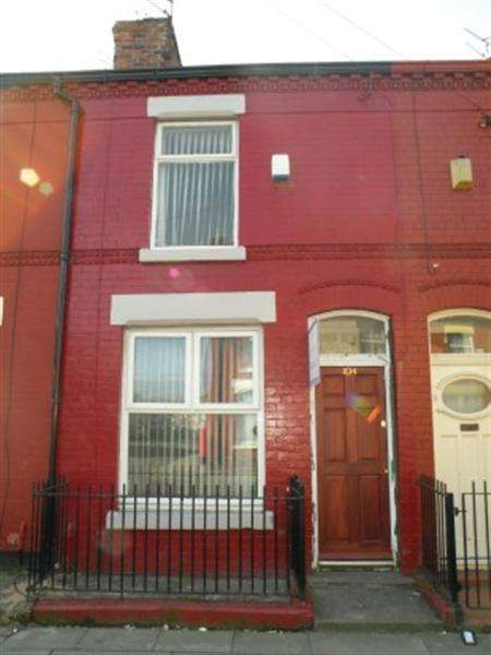 2 Bedrooms Terraced House for sale in Grosvenor Road, Wavertree, Liverpool