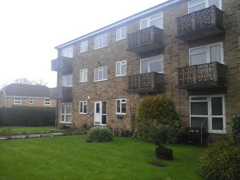 2 Bedrooms Flat for sale in Woodlea Court, Shadwell LS17