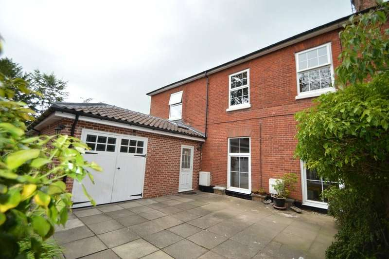 3 Bedrooms End Of Terrace House for sale in North Walsham, Norfolk