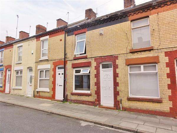 2 Bedrooms Terraced House for sale in Dunstan Street, Wavertree, Liverpool