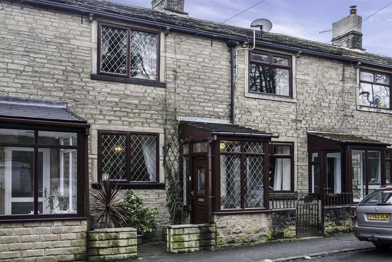 2 Bedrooms Terraced House for sale in Whitelees Road, Littleborough, OL15 8DU