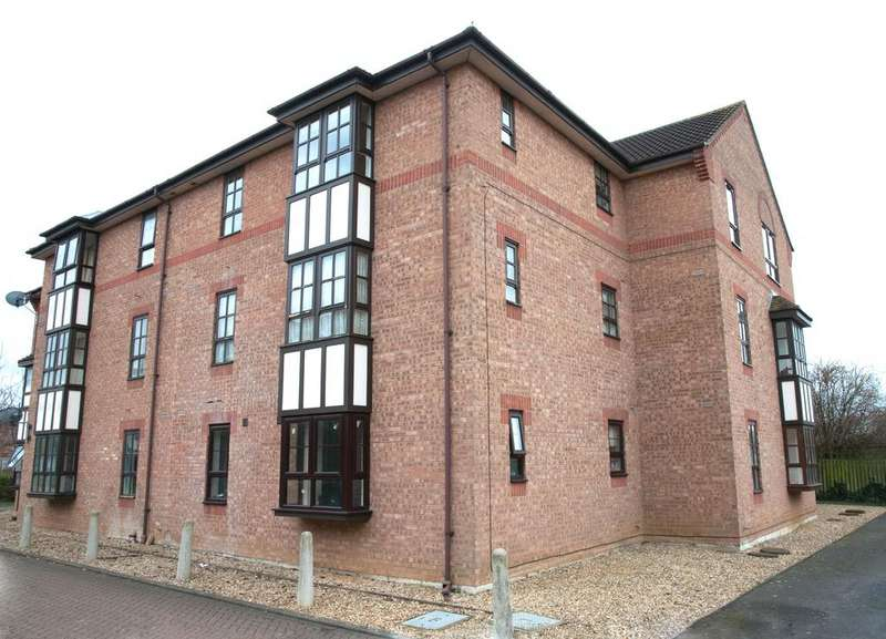 1 Bedroom Apartment Flat for sale in Peterborough pe2