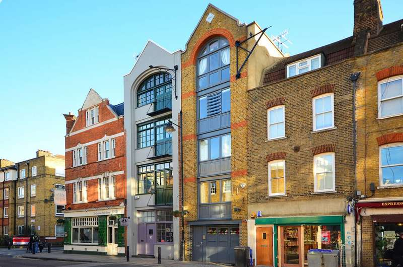 4 Bedrooms House for sale in Bermondsey Street, London Bridge, SE1