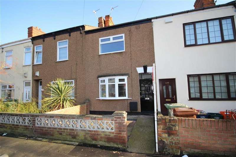 3 Bedrooms Terraced House for sale in Heneage Road, Grimsby, Lincolnshire