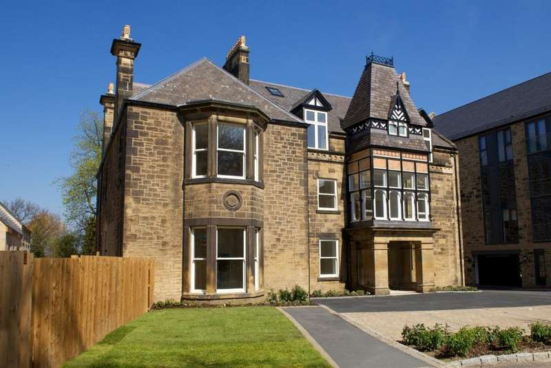 2 Bedrooms Apartment Flat for sale in Plot 23, Iona House, La Sagesse, Jesmond, Newcastle upon Tyne NE2