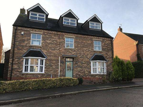 6 Bedrooms Detached House for sale in Poplars Lane, Carlton, Stockton on Tees TS21