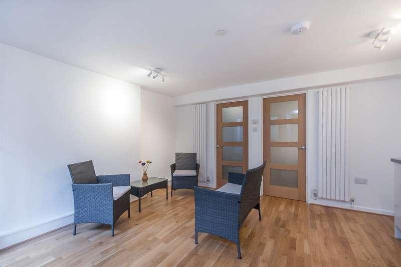 2 Bedrooms Flat for sale in Belsize Road