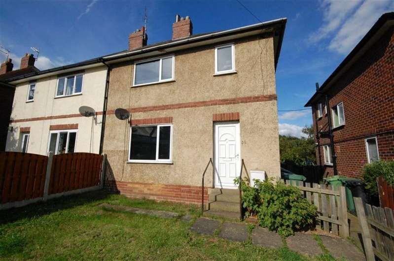 3 Bedrooms Semi Detached House for sale in Fairview Avenue, Carlinghow, Batley, WF17