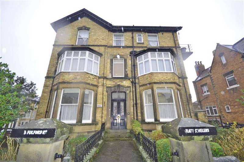 3 Bedrooms Flat for sale in Fulford Road, Scarborough