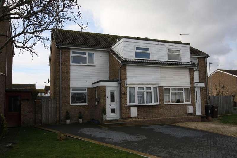 3 Bedrooms Semi Detached House for sale in Badlesmere Road, Eastbourne BN22