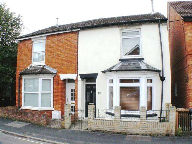 3 Bedrooms Semi Detached House for sale in BALMORAL ROAD, ANDOVER, ANDOVER SP10