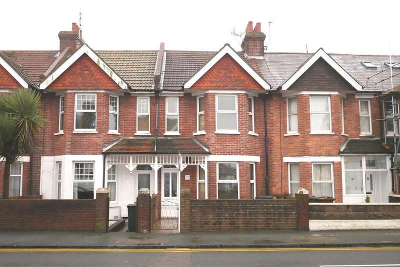 4 Bedrooms Terraced House for sale in Whitley Road, Eastbourne, BN22