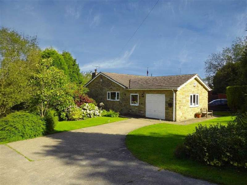 3 Bedrooms Detached Bungalow for sale in Wood Royd Road, Deepcar, Sheffield, S36