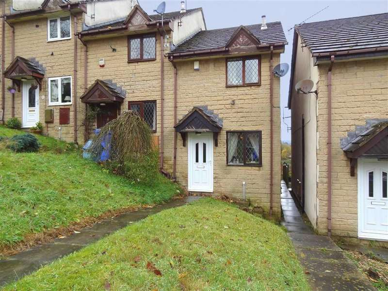 2 Bedrooms End Of Terrace House for sale in Paterson Close, Stocksbridge, Sheffield, S36