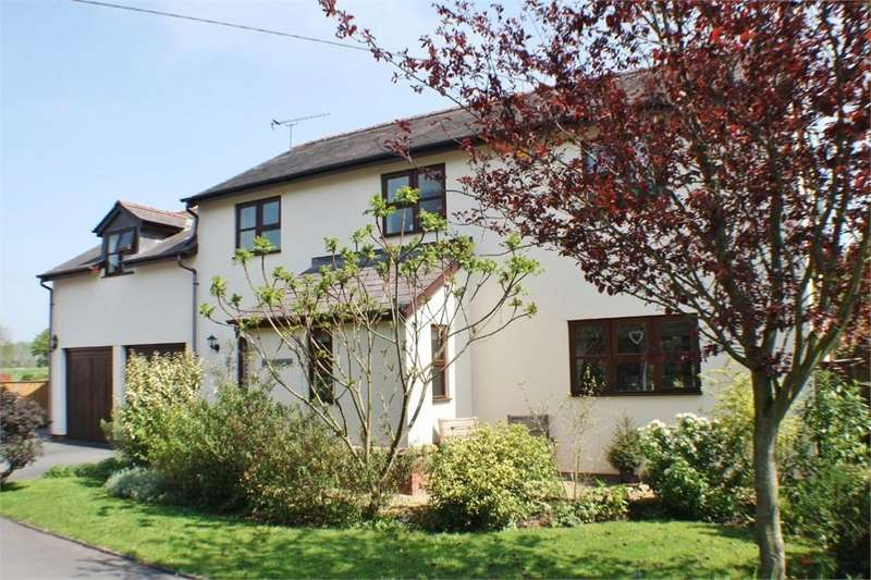 4 Bedrooms Detached House for sale in 1 Church View, Lyde, HEREFORDSHIRE, HR1